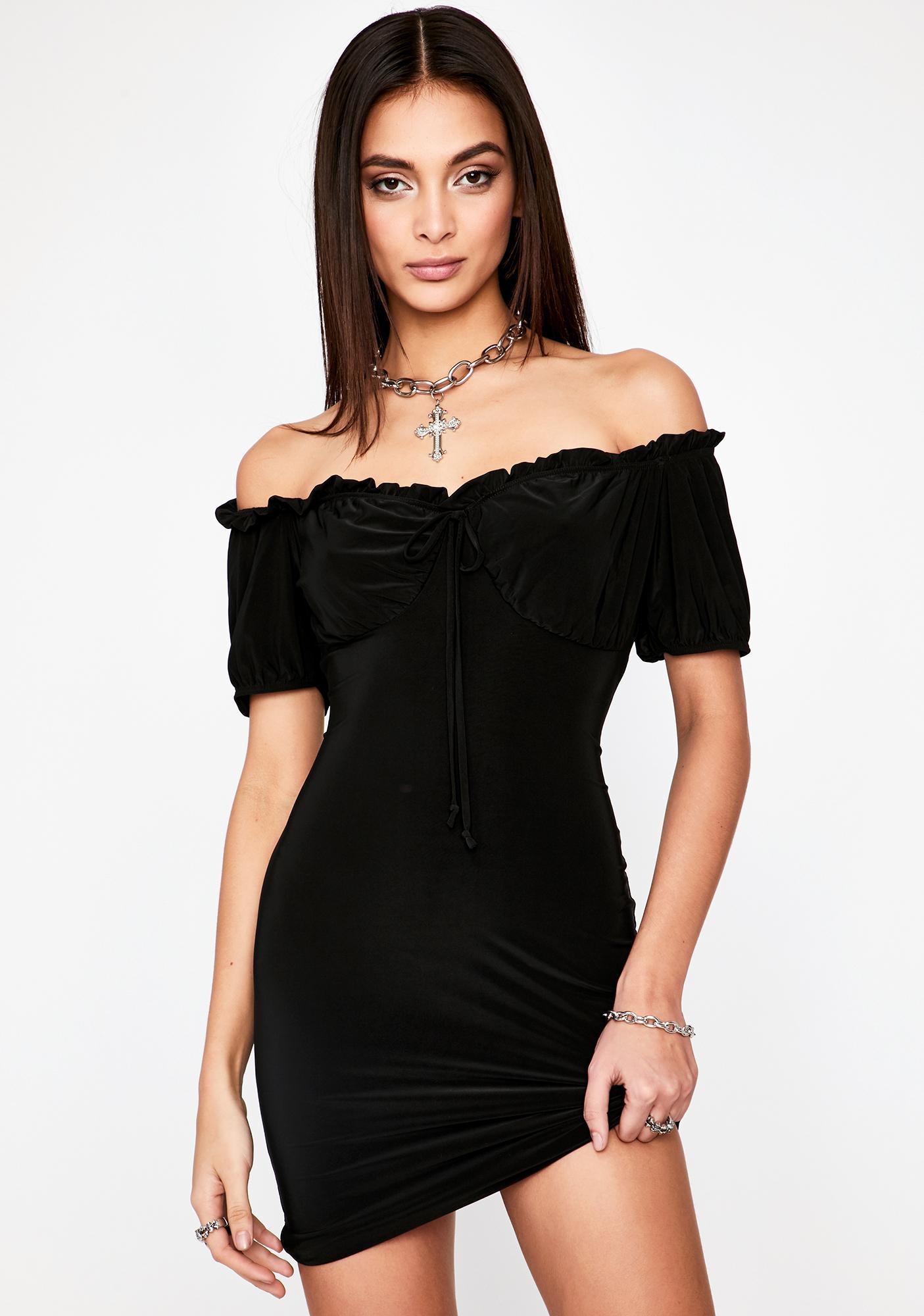 Bad Bratty Lifestyle Mini Dress