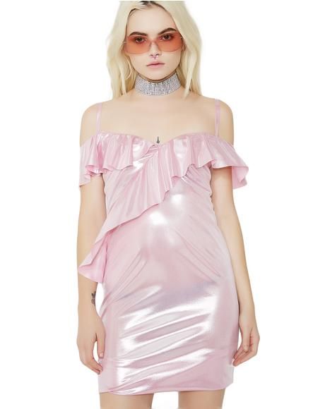 Pink Shine Dress