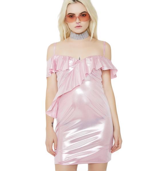 Sugarpills Pink Shine Dress