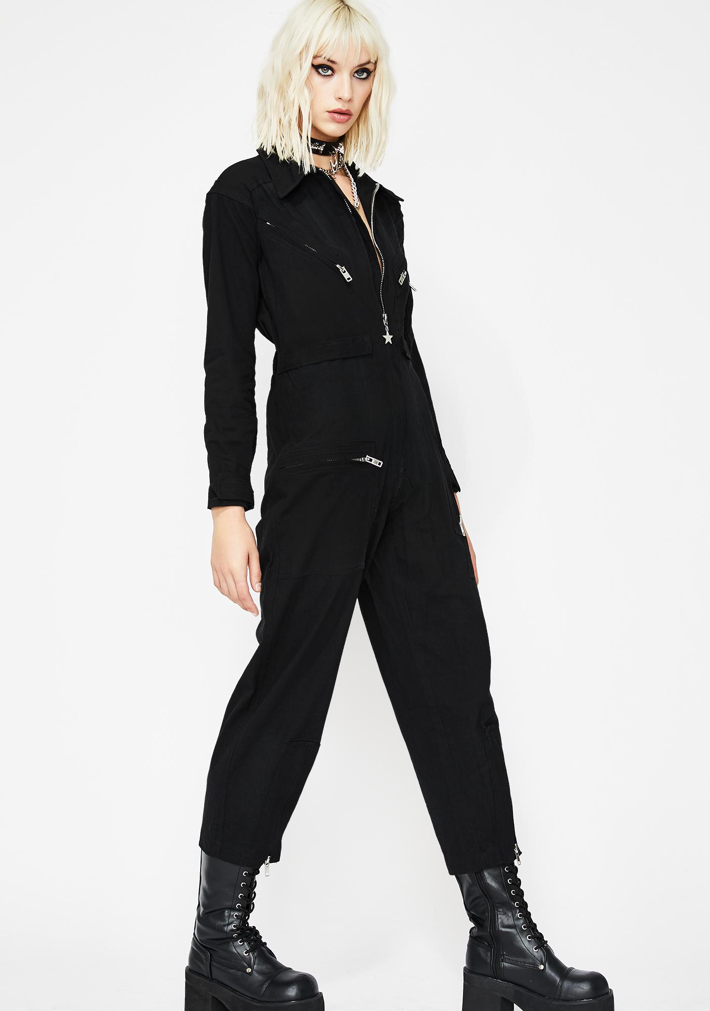 Current Mood Reach For The Stars Flightsuit