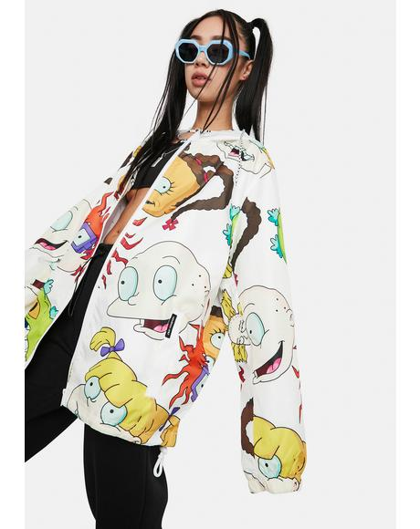 x Nickelodeon Rugrats Windbreaker