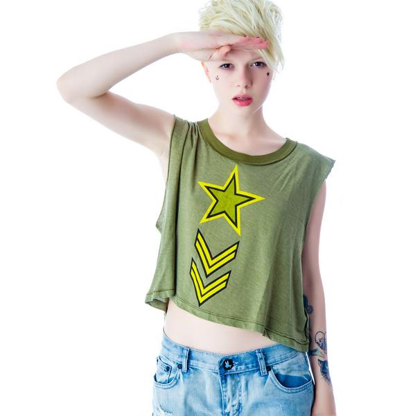 Wildfox Couture Soldier Boy Soldier T