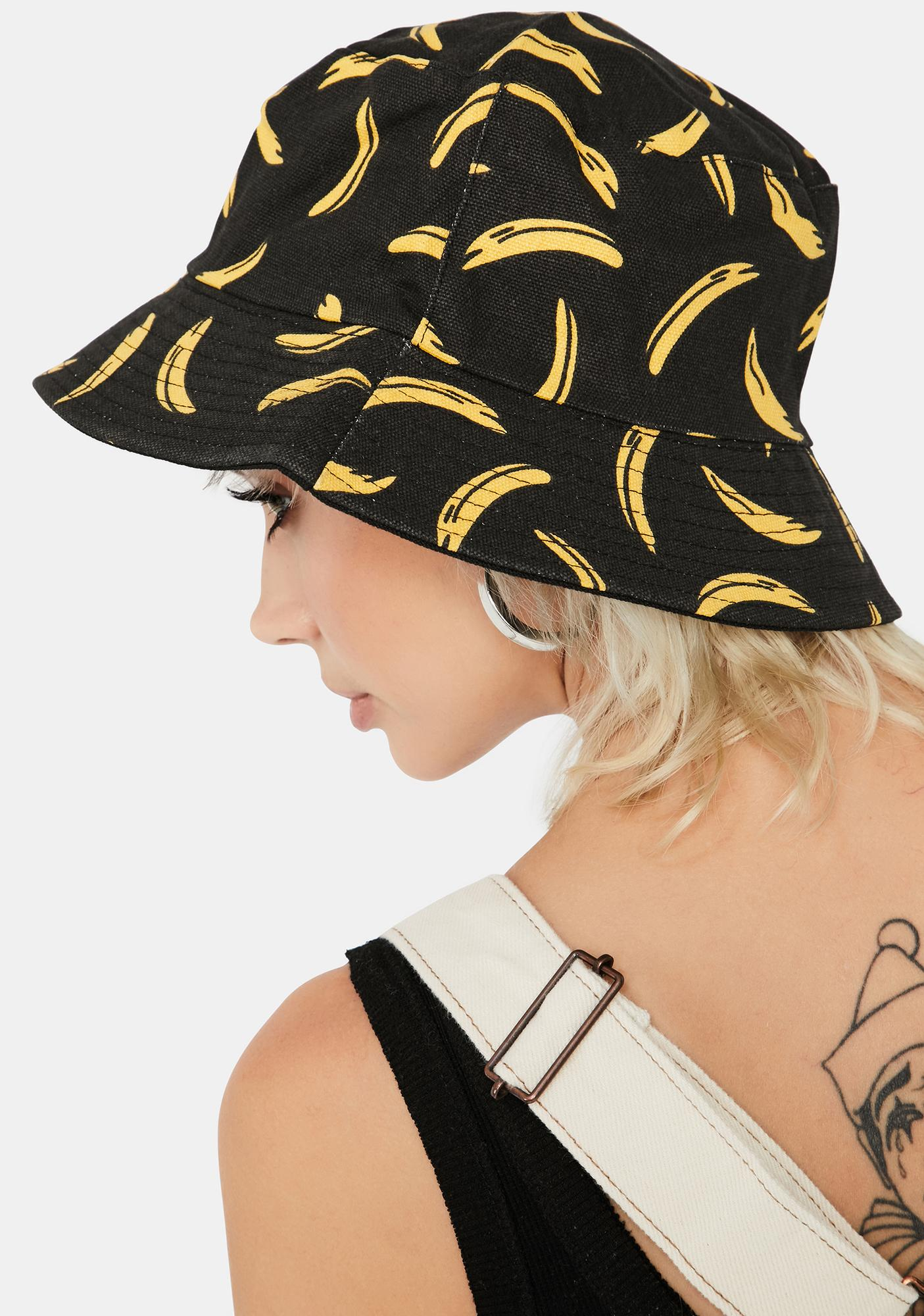 Going Bananas Bucket Hat