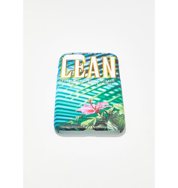 MaryJaneNite Lean Water iPhone Case
