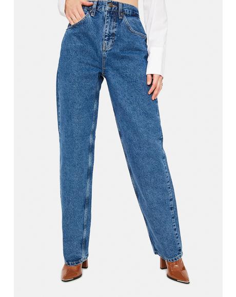 Modern Boyfriend Jeans