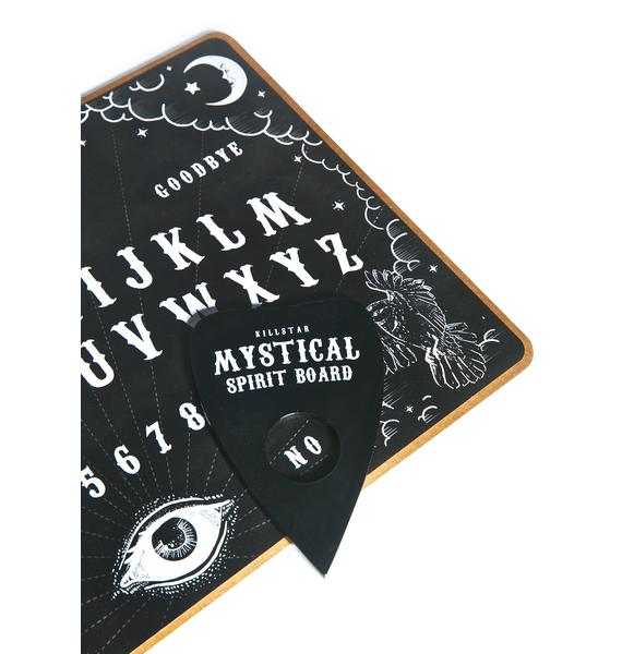 Killstar Spiritboard Game