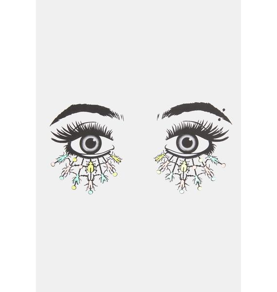 Face Lace Insecstacy Eye Lace