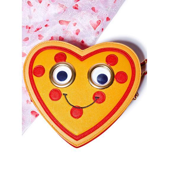Nila Anthony Love Pizza Bag