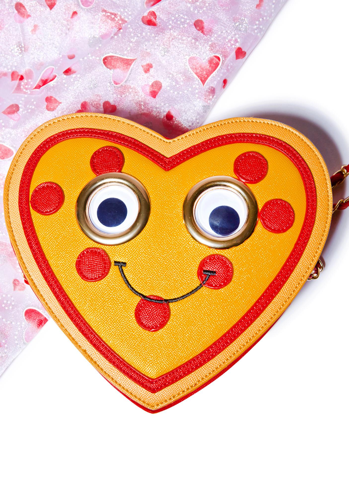 Nila Anthony Love Pizza Bag
