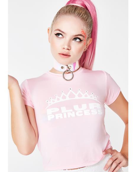 Plur Princess Tee