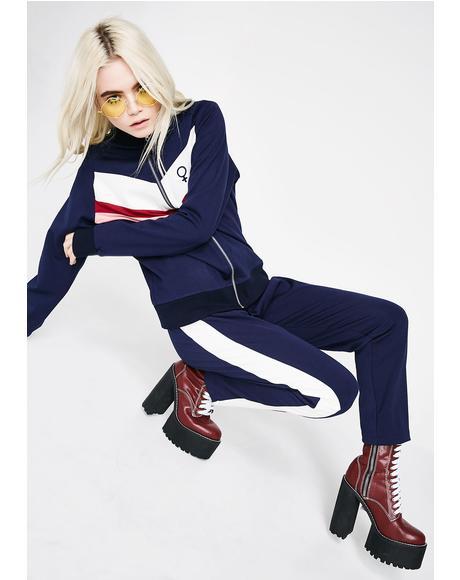 Femenino Track Suit