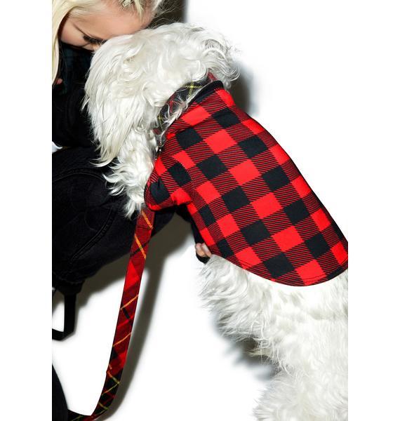 Party Animalz The Silverlake Dog Warmer