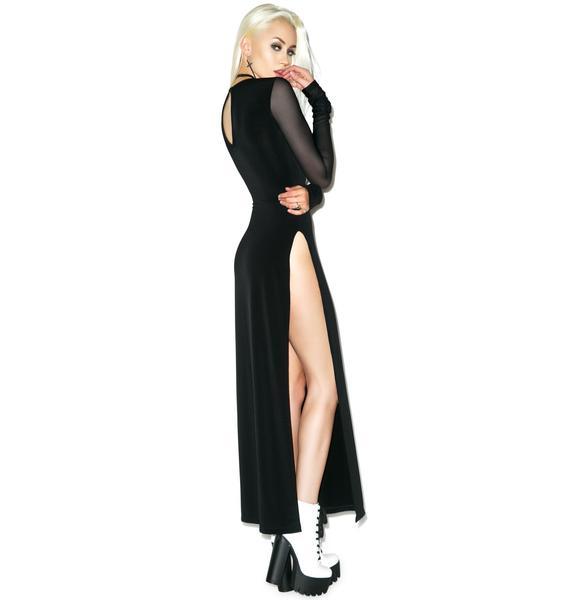 Black Wednesday Black Label Maxi Dress