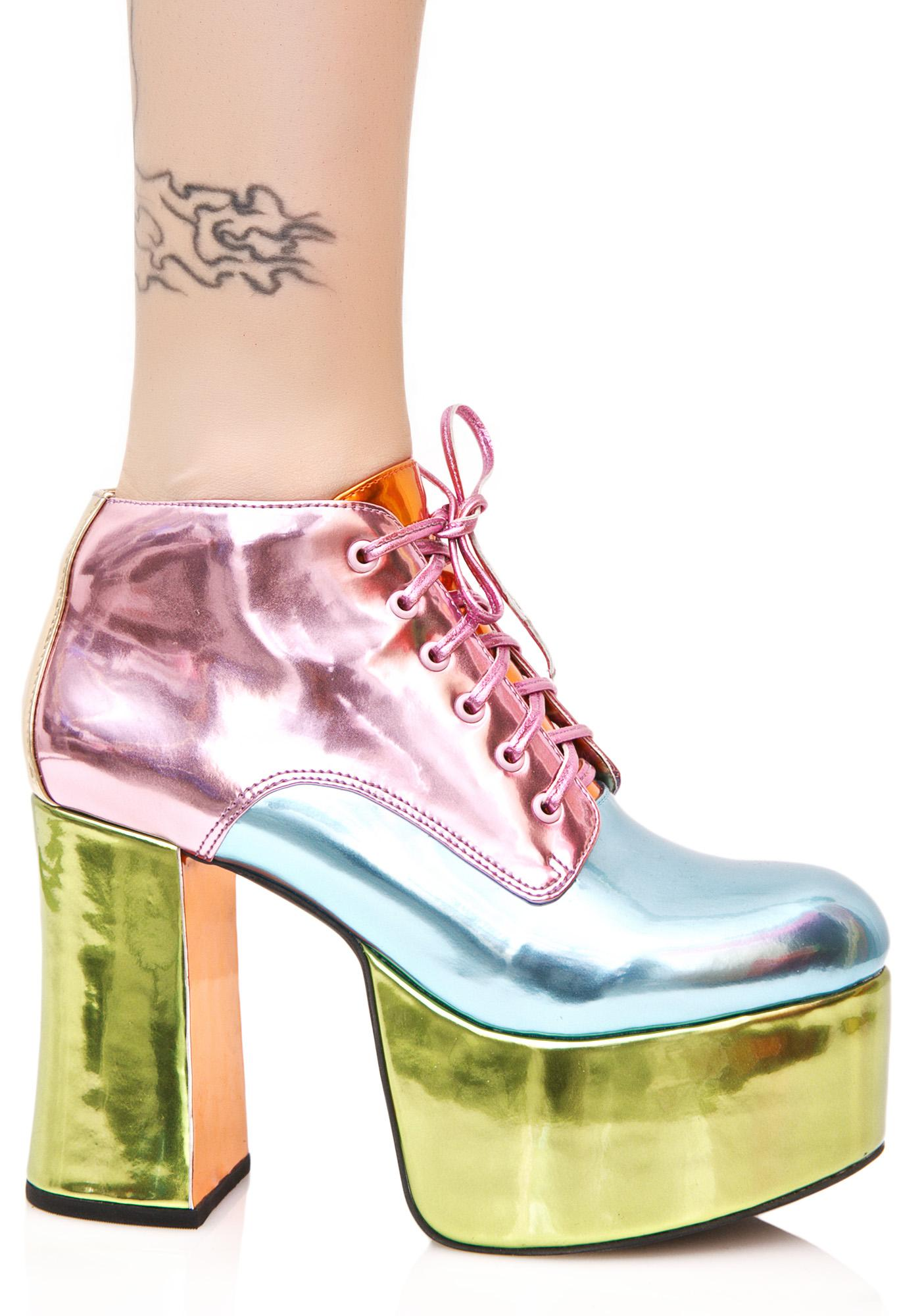 Sugar Thrillz Pastel Playhaus Platforms