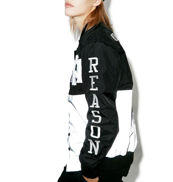 Reason World Class Ripstop Varsity Jacket