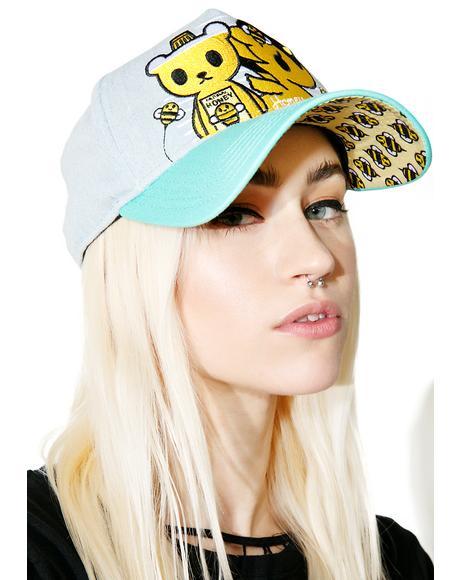 Bee Bee Trucker Hat