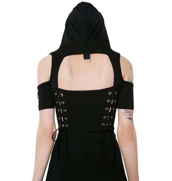 Killstar Rae Fairlight Maxi Dress