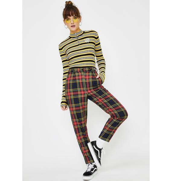 LOVE TOO TRUE Karolina Classic Trousers