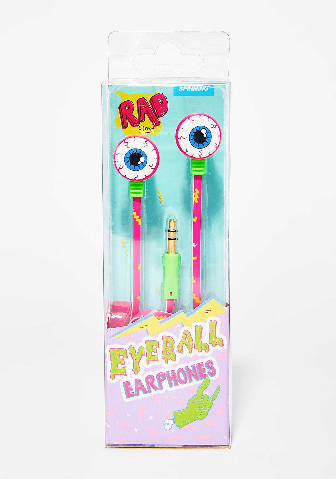 Eye 4 An Eye Earphones