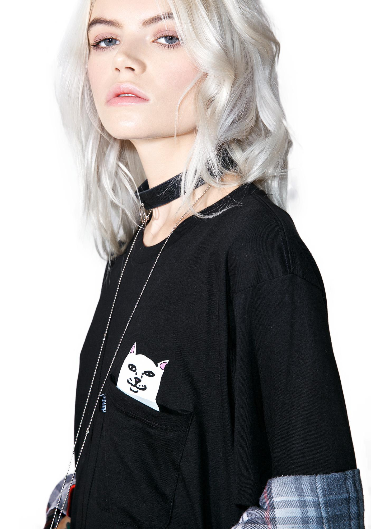RIPNDIP Lord Nermal Pocket Tee