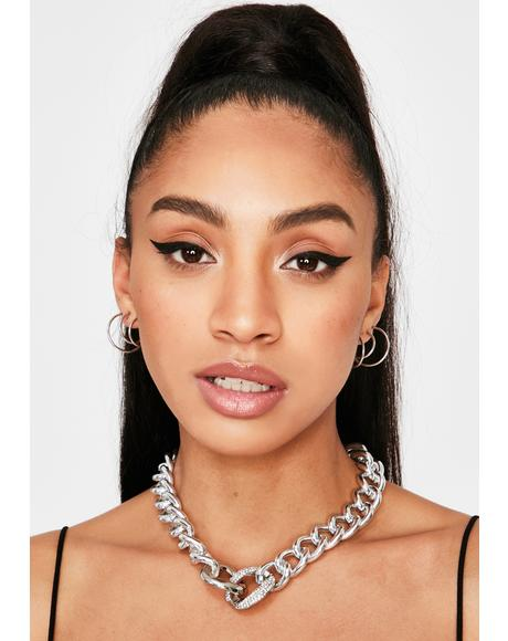 Outta Nowhere Chain Necklace