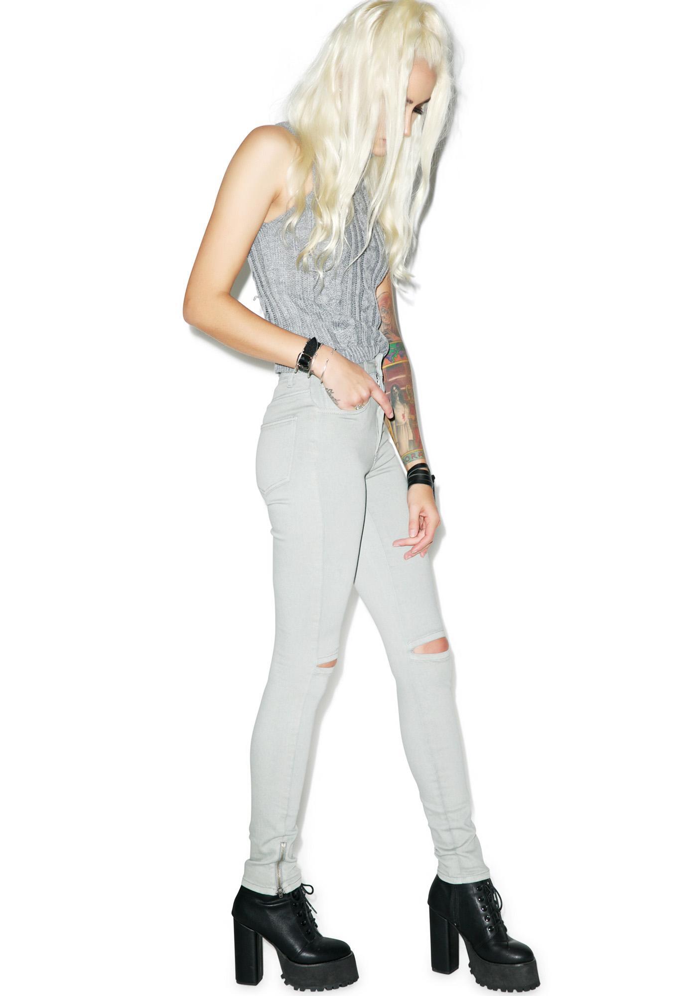 Evil Twin Vapor Skinny Jeans