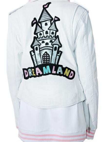 Kingdom Biker Jacket