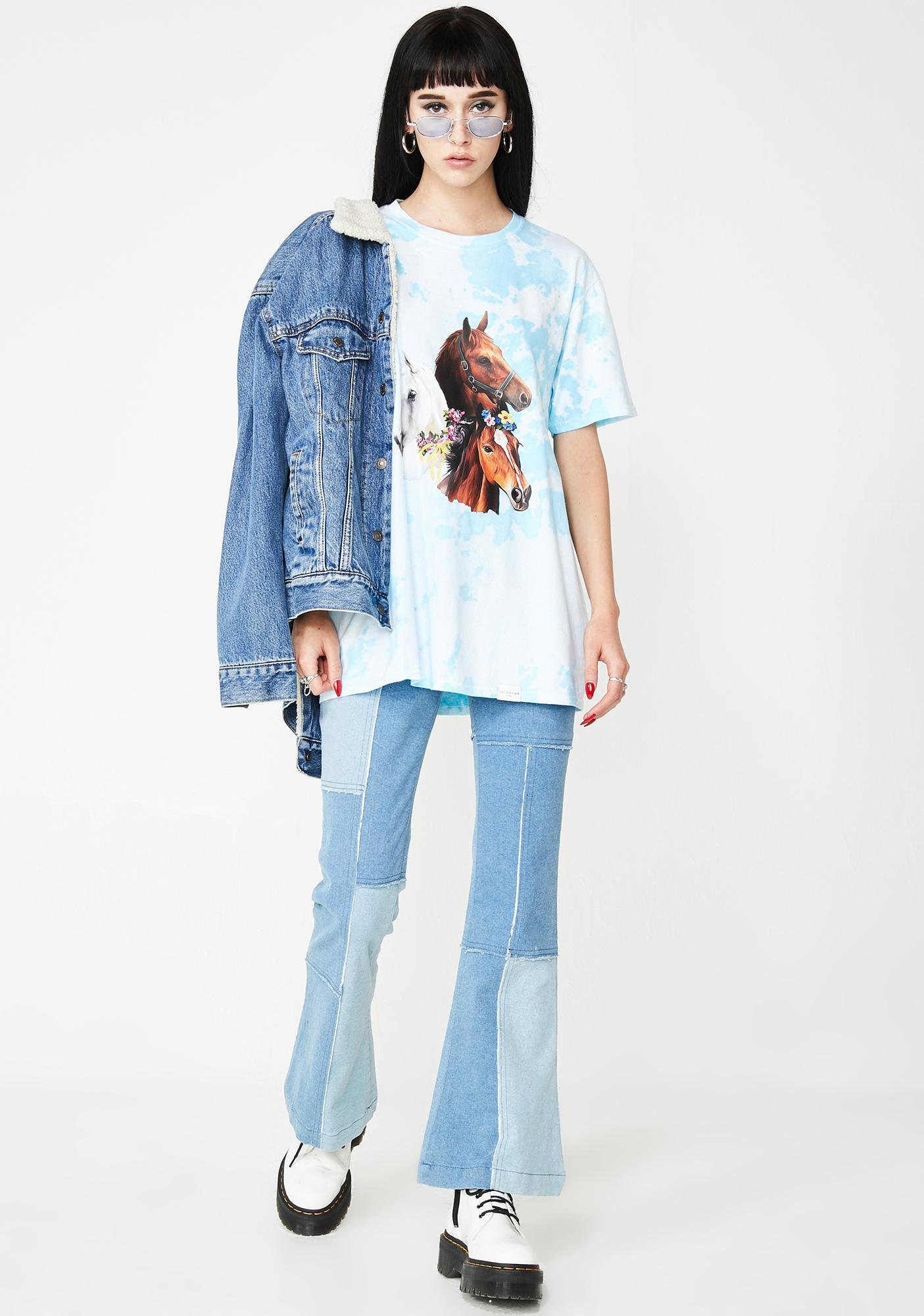 Skinnydip Gorgeous Horse T-Shirt