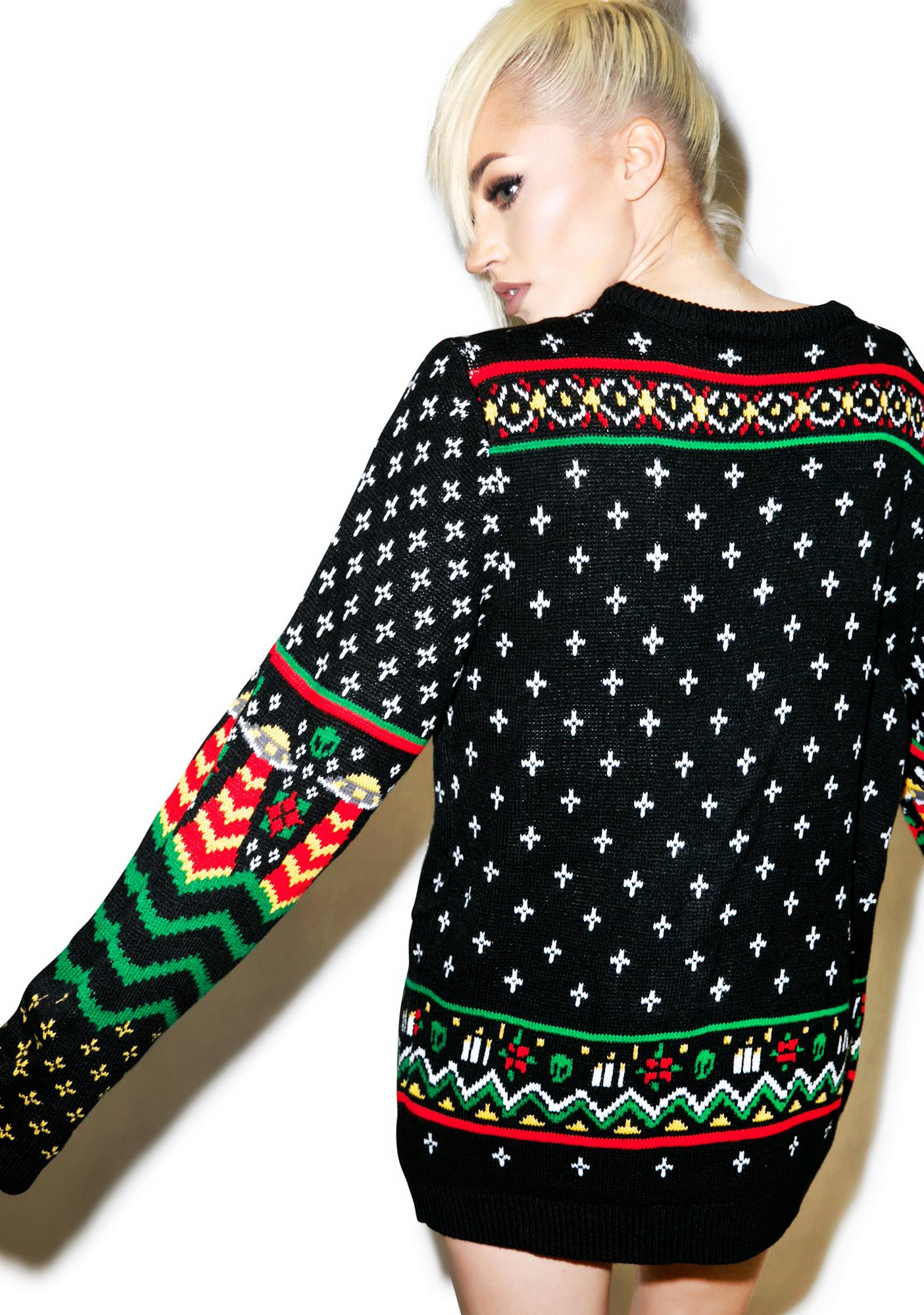 Killstar Abduction Sweater