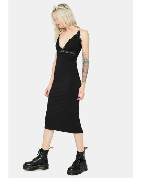 No Shade Maxi Dress