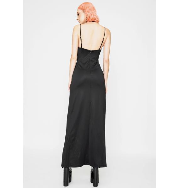 Kiki Riki Cold Dish Maxi Dress