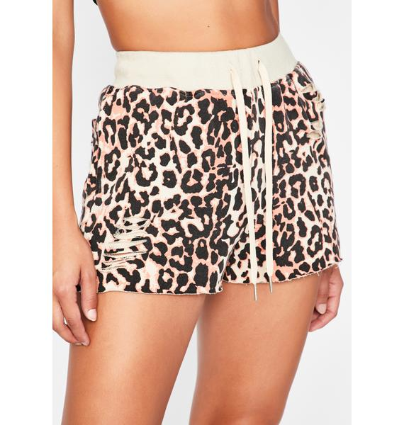Cat Nap Lounge Shorts
