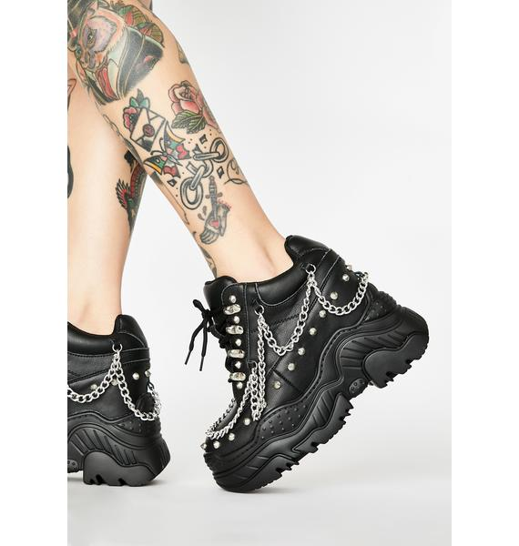 Space Candy Platform Sneakers