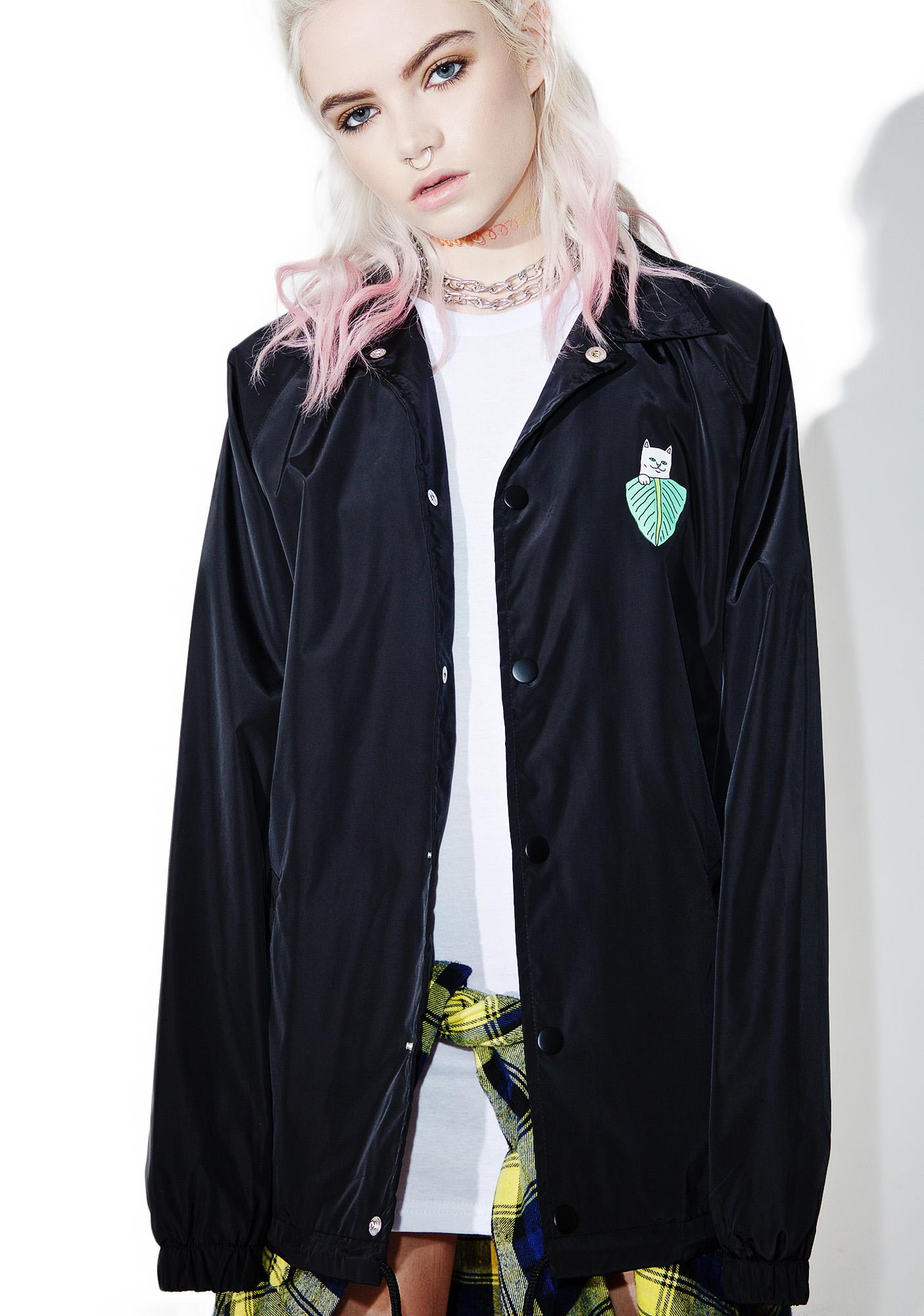 RIPNDIP Frida Nermal Coach Jacket