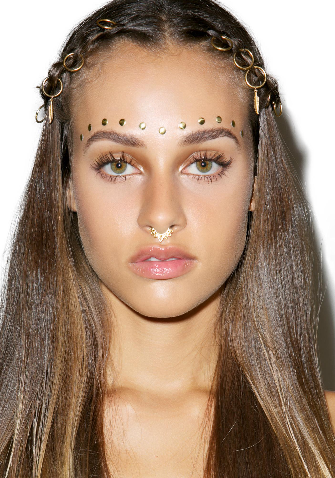 Luna Face Jewels