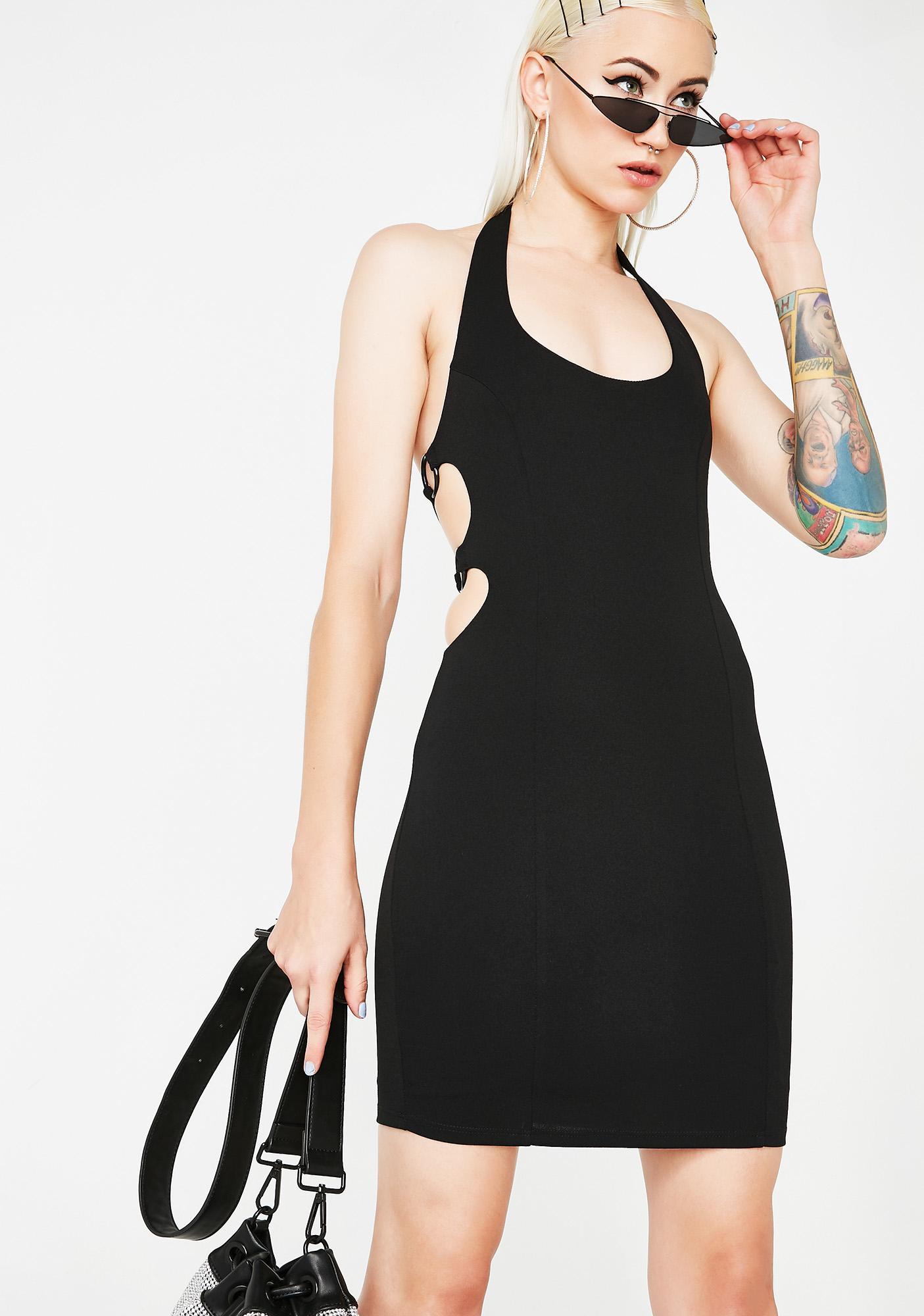 Sidewaze Steppa O-Ring Dress