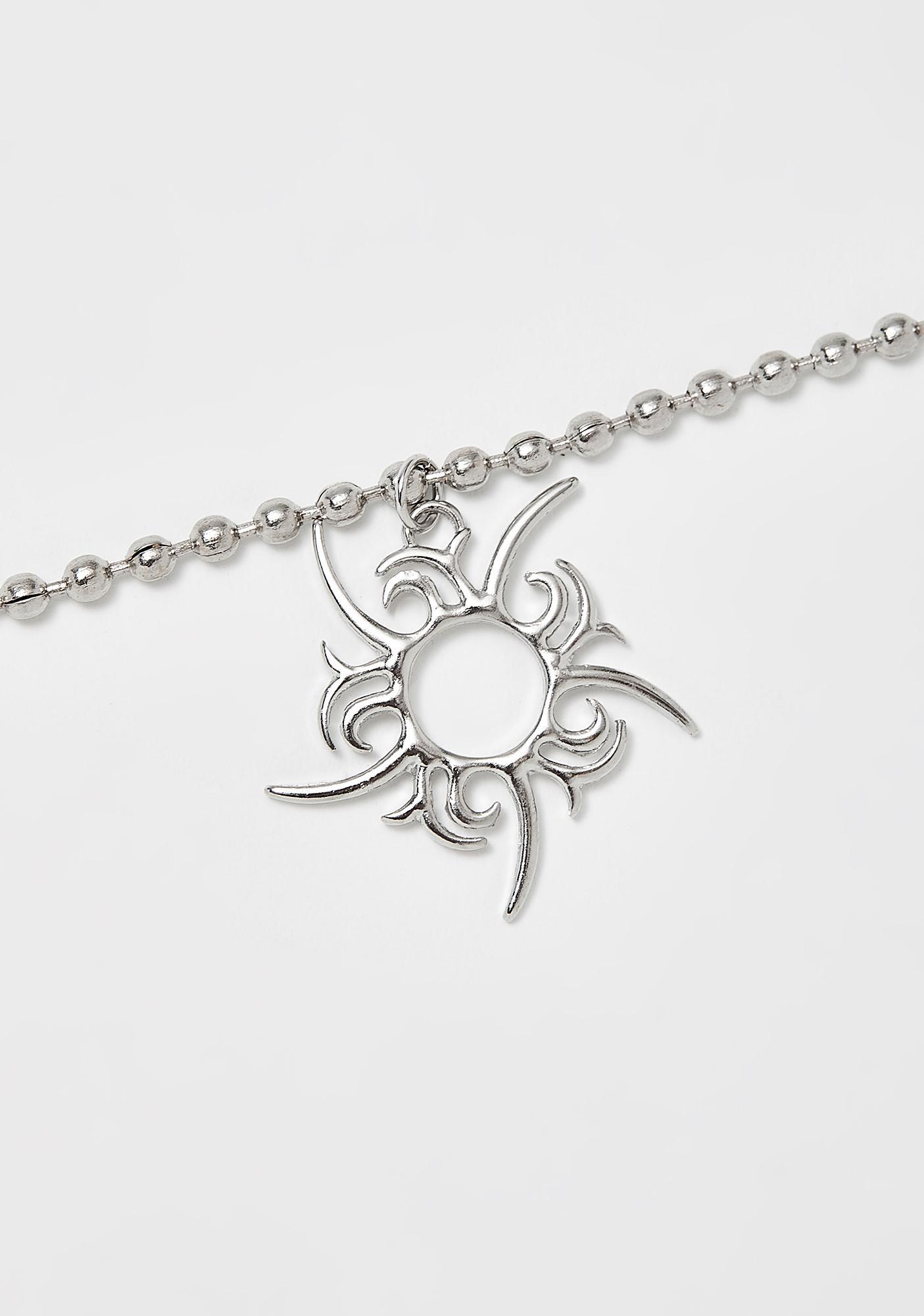 Solar Return Charm Necklace