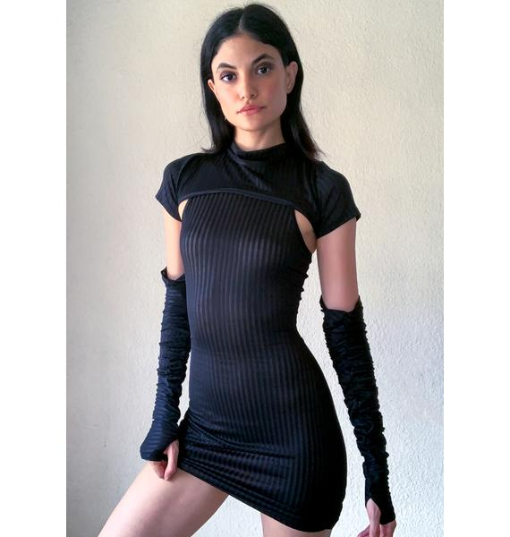 Poster Grl Taking Control Knit Dress Set