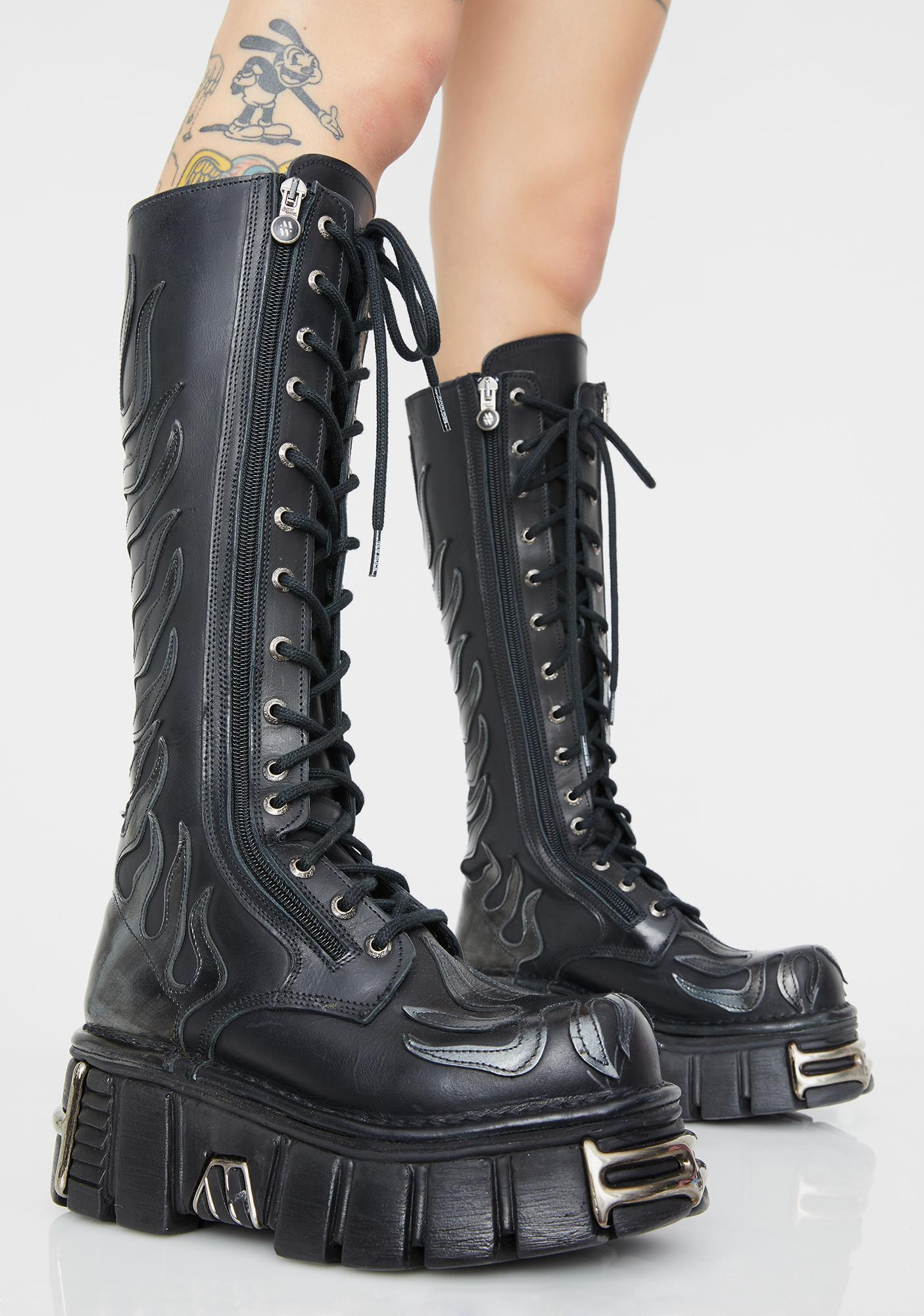 752041a3016ce Steel Tower Boots
