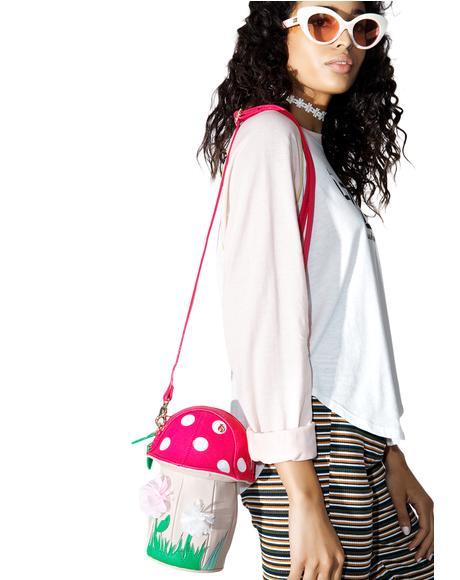 Shroomin' Crossbody Bag