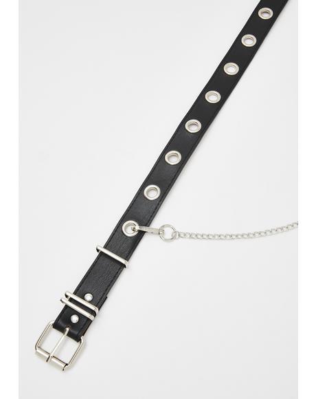 Pretty Fly Chain Belt