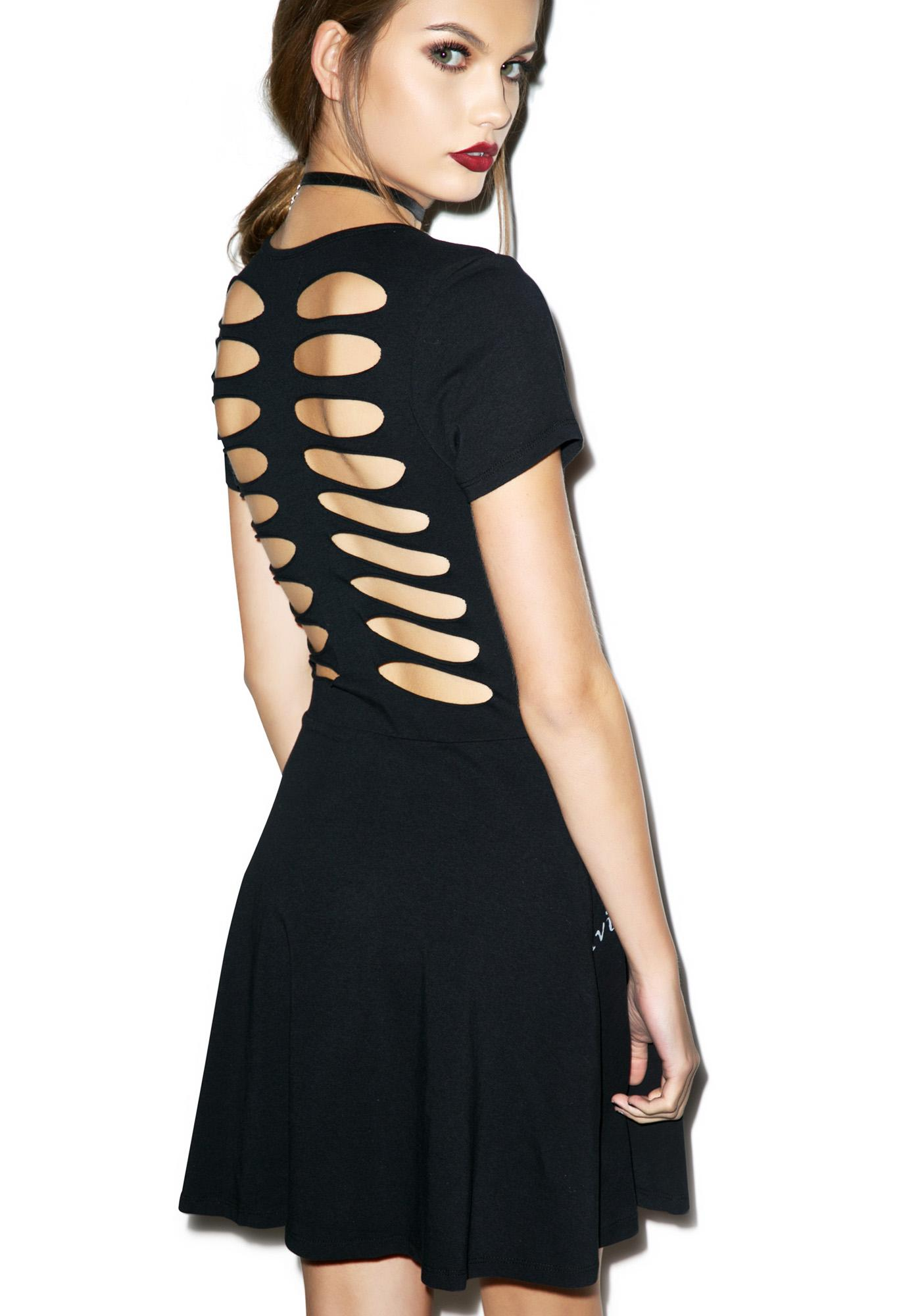 Iron Fist Wishbone II Dress