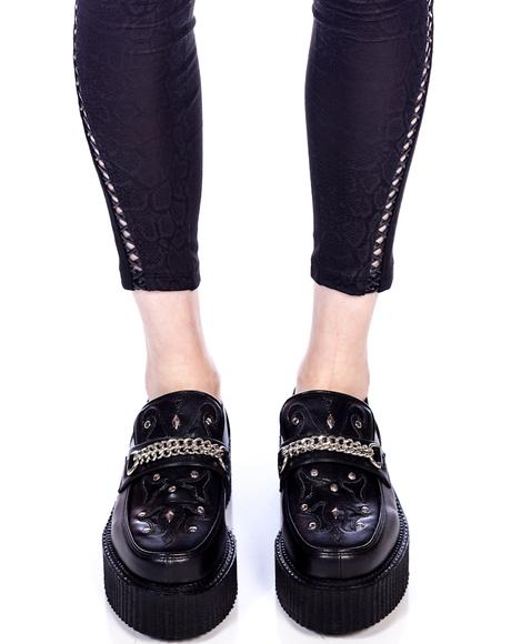 Chained Creepers