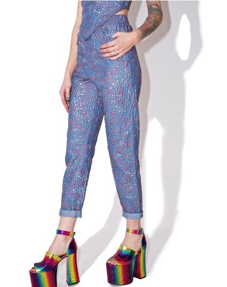 Starshine Printed Jeans