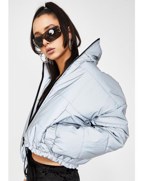 Future Finesse Reflective Jacket
