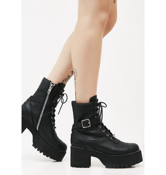 Poster Grl Convergent Boots