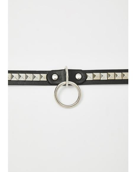 Pain Game O-Ring Choker