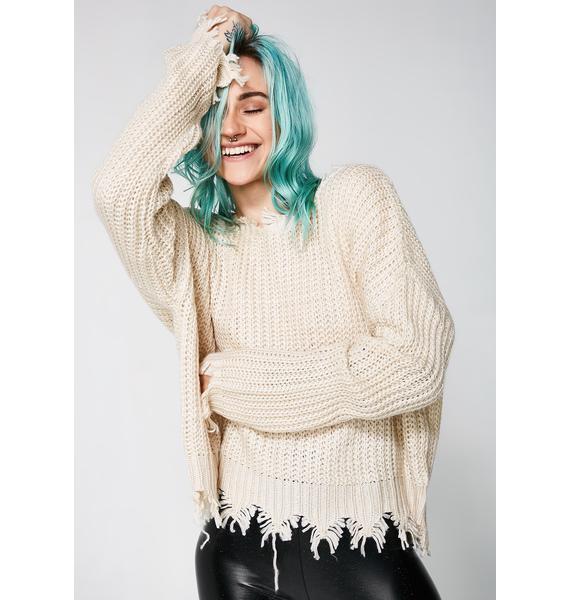 Jagged Little Pill Sweater