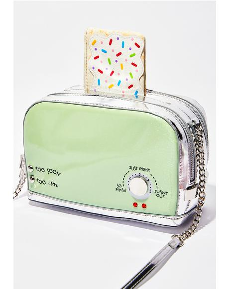 A Toast To You Crossbody Bag