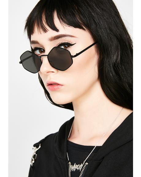 Midnight Party Seeker Sunglasses